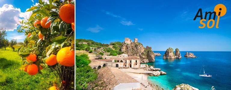 Sommerferie på  herlige Sicilia i år?