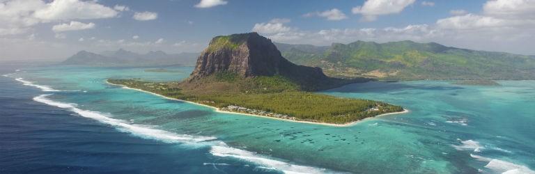 Billigaste resorna till Mauritius från hela Sverige