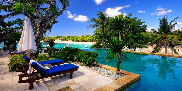 7 unike hoteller på Bali