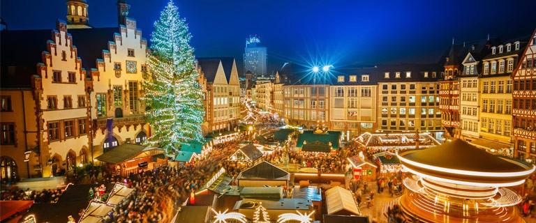 Billige julemarkedsrejser med solfaktor