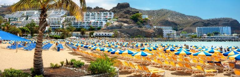 De bedste tilbud på rejser til Gran Canaria fra Danmark