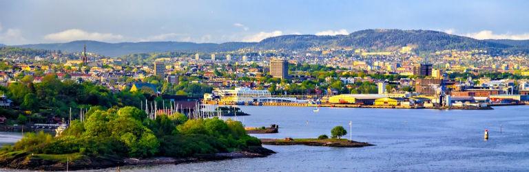 Billiga paketresor till Oslo