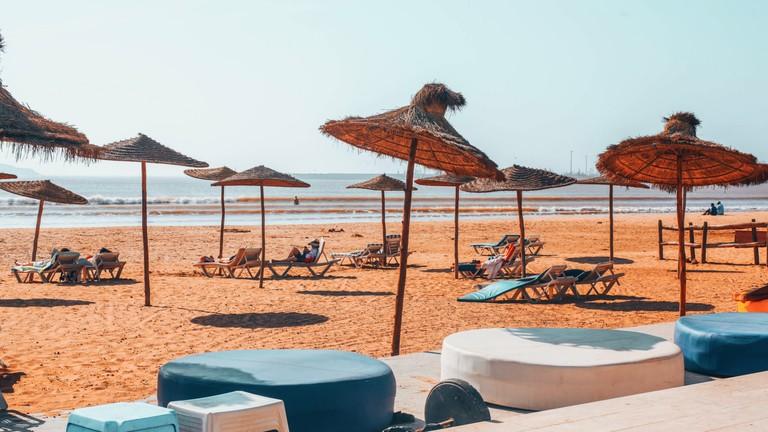 Res till Marocko och badorten Agadir