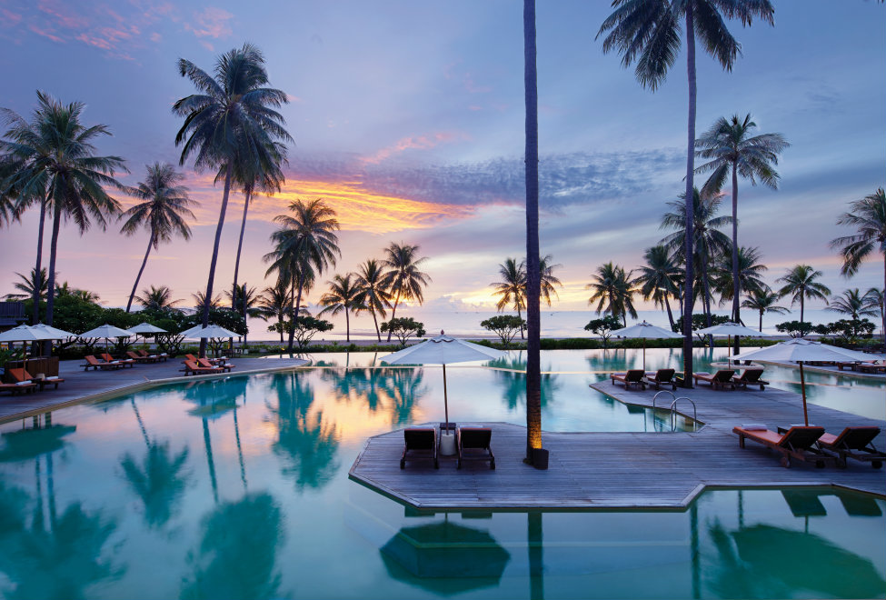 Evason Resort - Hua Hin Poolview