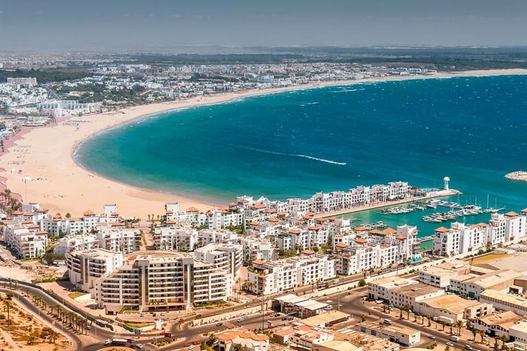 Agadir - Marokko - luksus til lavpris