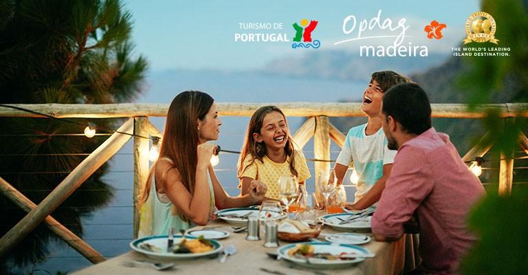 Opdag Madeira med solfaktor