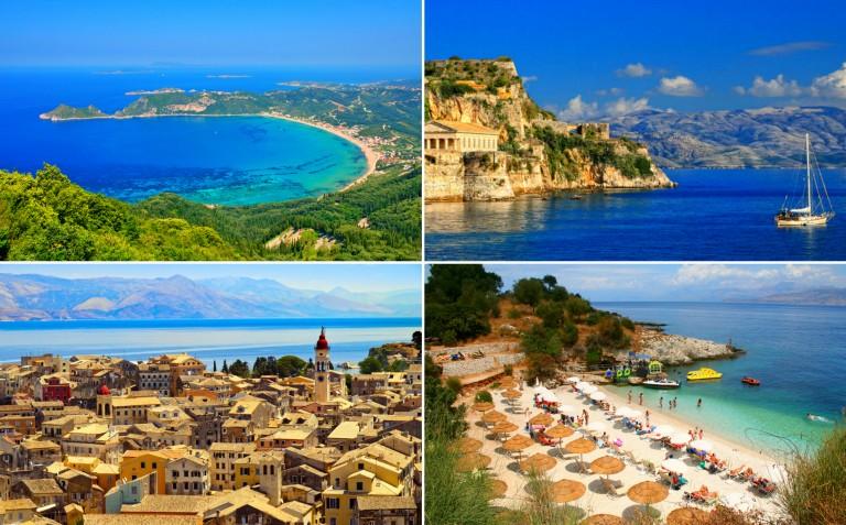 Miniguide Korfu