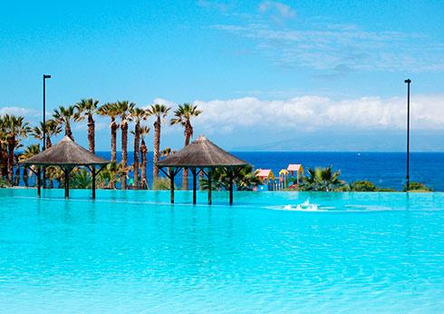 luksusliv på Tenerife