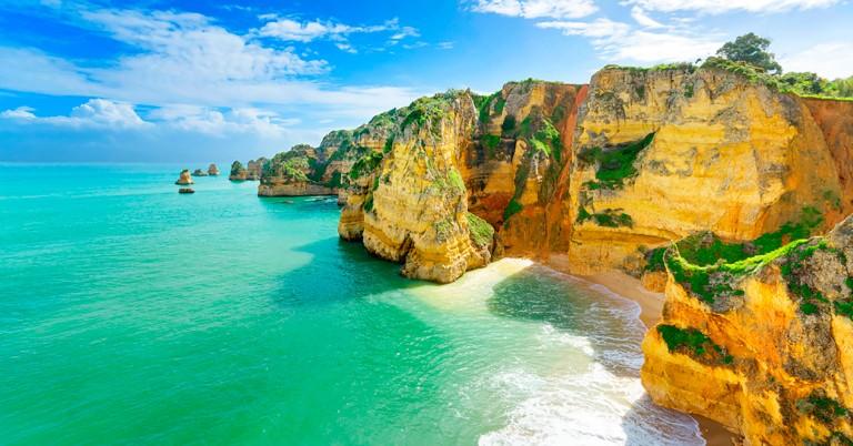 Algarvekysten - Portugals mest populære reisemål