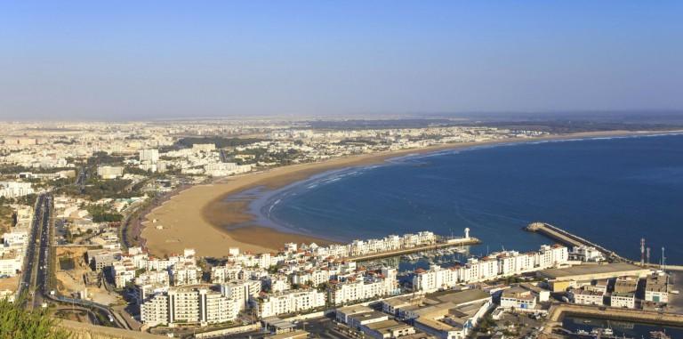Resor till Agadir och Marrakech i Marocko