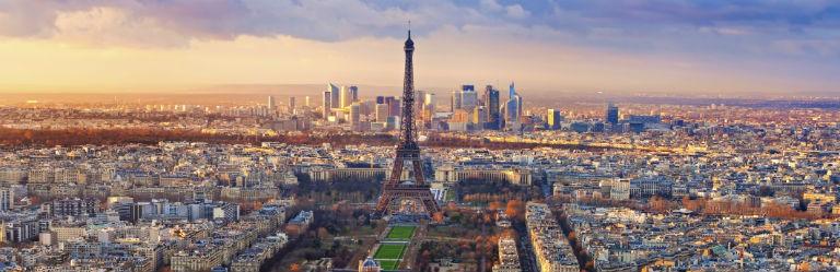 Billige pakkerejser til Paris