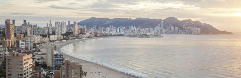 Billigaste resorna till åtta badorter på Costa Blanca