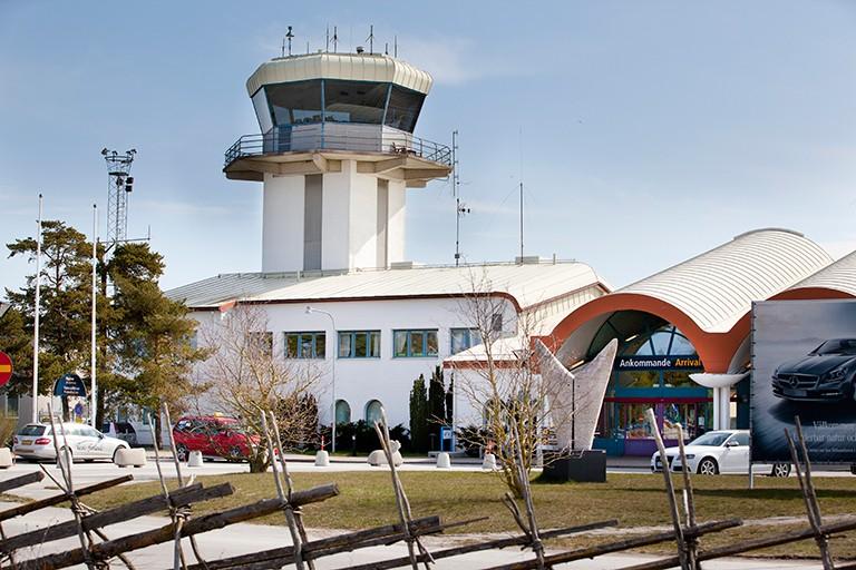 Flygplats - Visby Flygplats