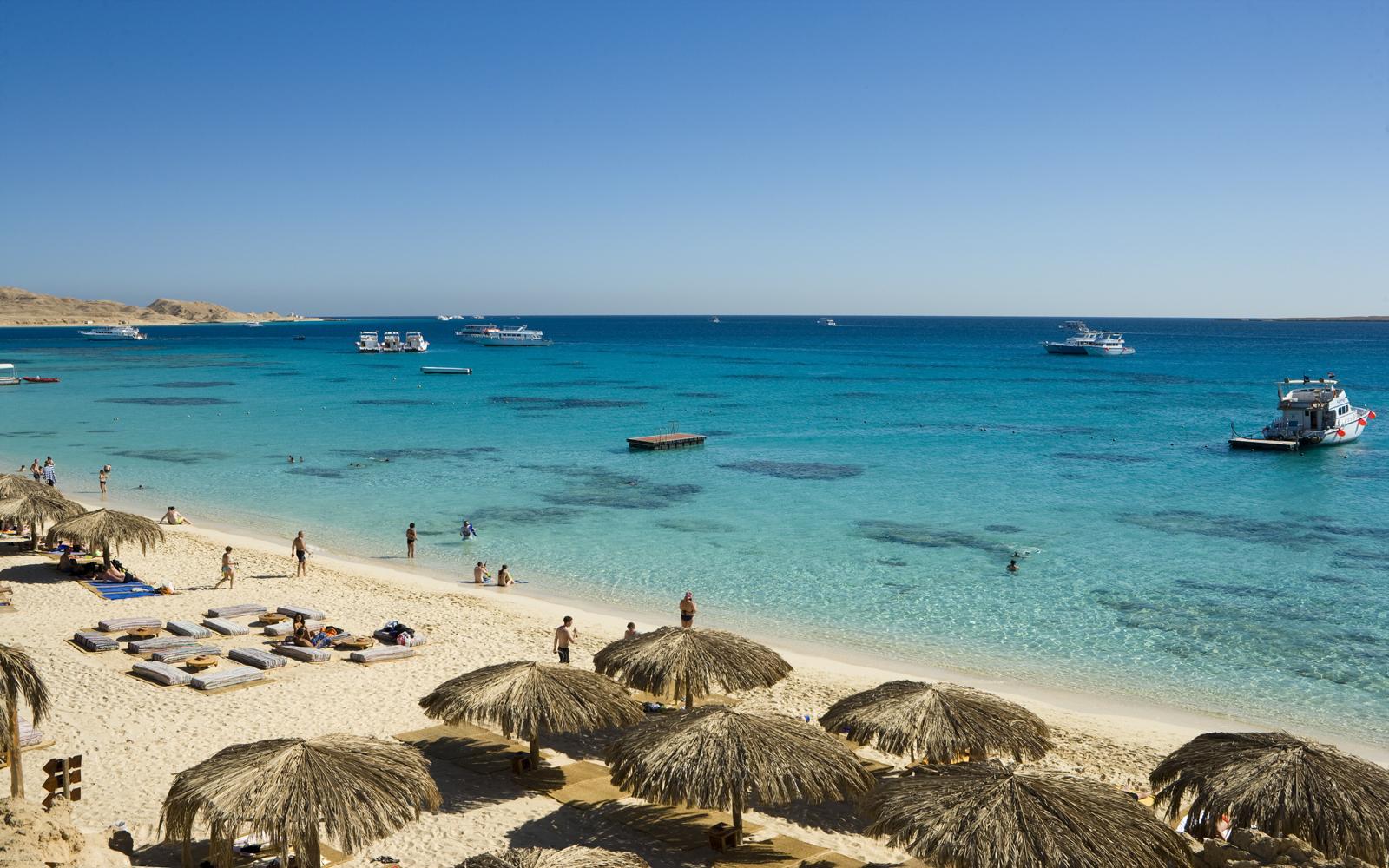 Reis til Hurghada
