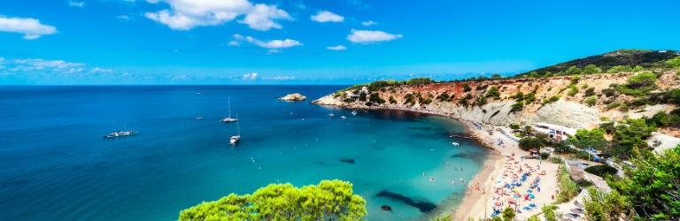 Billigaste resorna till åtta populära öar i Medelhavet - Sommaren 2018