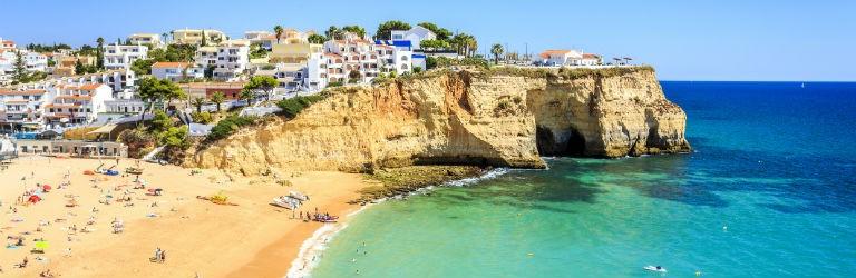 Billiga paketresor till Algarve