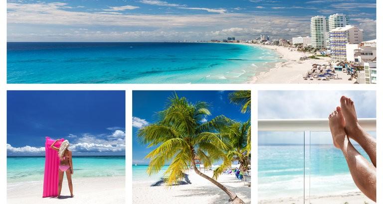 Tilbud til Aruba og Cancun, Mexico