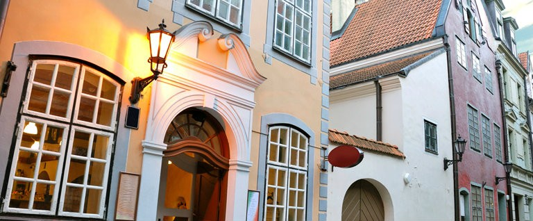 Gode hoteller i Riga