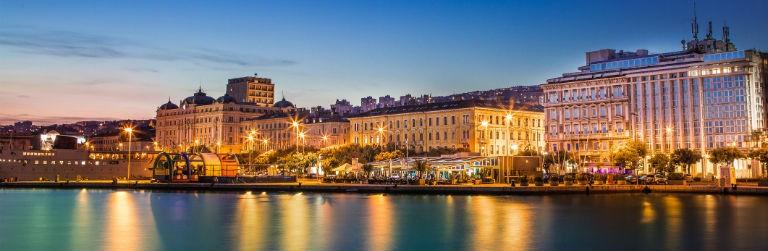 Billiga paketresor till Rijeka