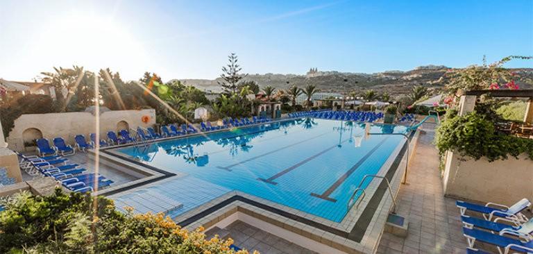 Tilbud til Malta og Mellieha Holiday Centre