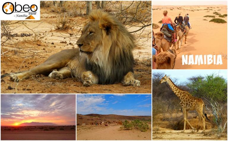 Rundreise i Namibia