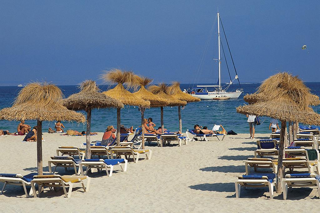 Mallorcas perlestrand Playa del Muro er populær blant barnefamilier.