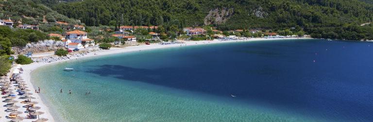Billigaste resorna till Skopelos från hela Sverige