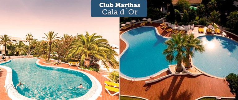 Club Marthas Cala d'Or Mallorca
