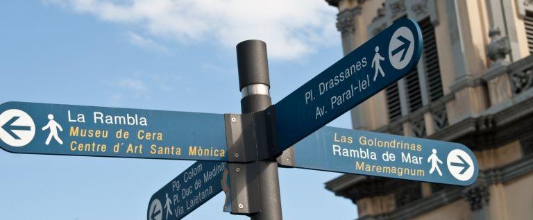 Barcelona Rejseguide