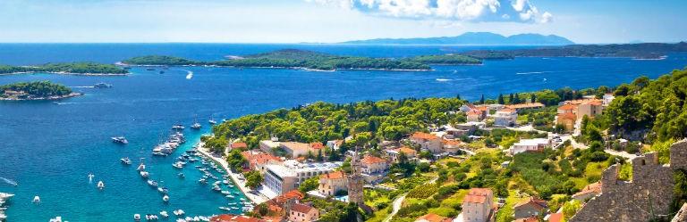 Billiga paketresor till Kroatien