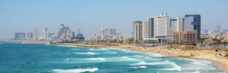 Billigaste resorna till Israel från hela Sverige
