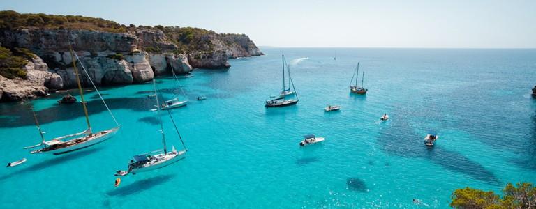Mallorcas dejlige lillesøster Menorca