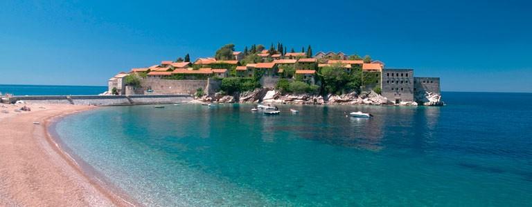 Budva Montenegro Rejseguide