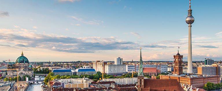 Tävling: Vinn flygbiljetter till Berlin med Norwegian