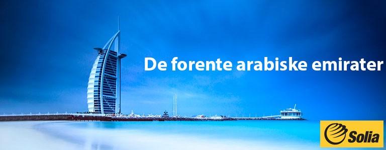 Solia - Dubai og De forente arabiske emirater