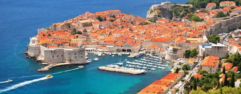 Reis til Dubrovnik - Adriaterhavets Perle