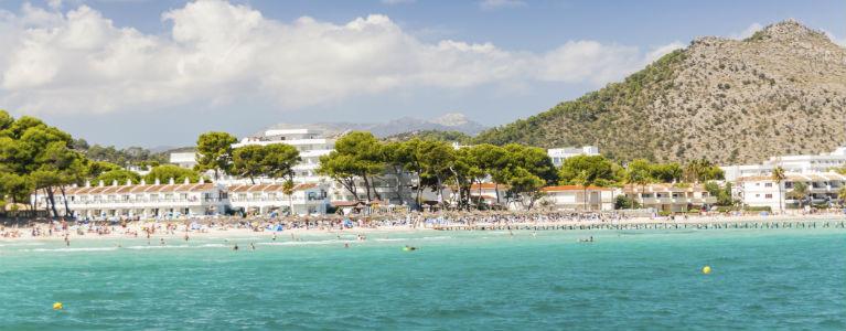 Älskade Mallorca med SOLFAKTOR