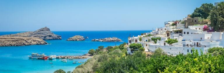 Billigaste resorna till sex populära grekiska öar