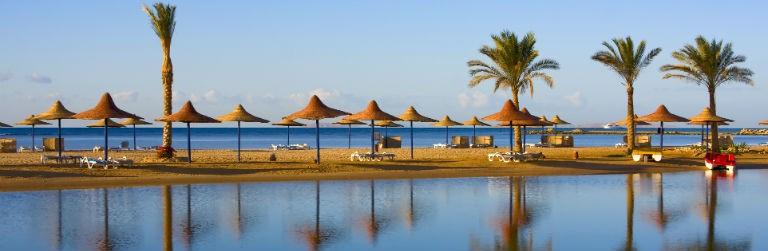Billigaste resorna till Hurghada från hela Sverige