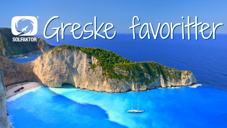 Reis til Hellas med Solfaktor