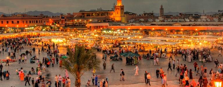 Marocko Reseguide