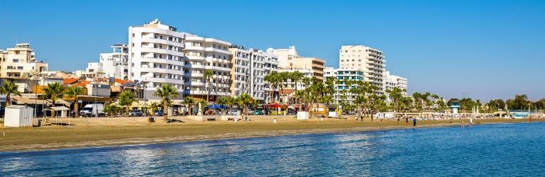 Billigaste resorna till sex badorter på Cypern