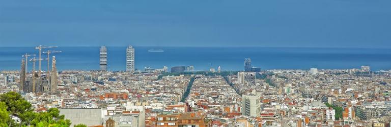 Billigaste resorna till Barcelona från hela Sverige