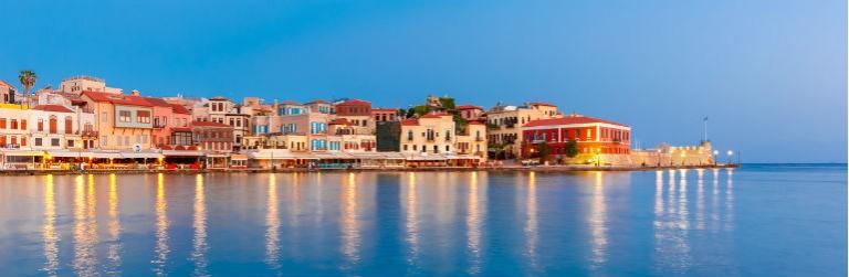 Billiga paketresor till Kreta