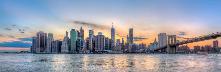 Billiga paketresor till New York