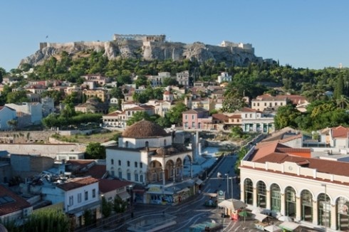 Monastiraki, Aten