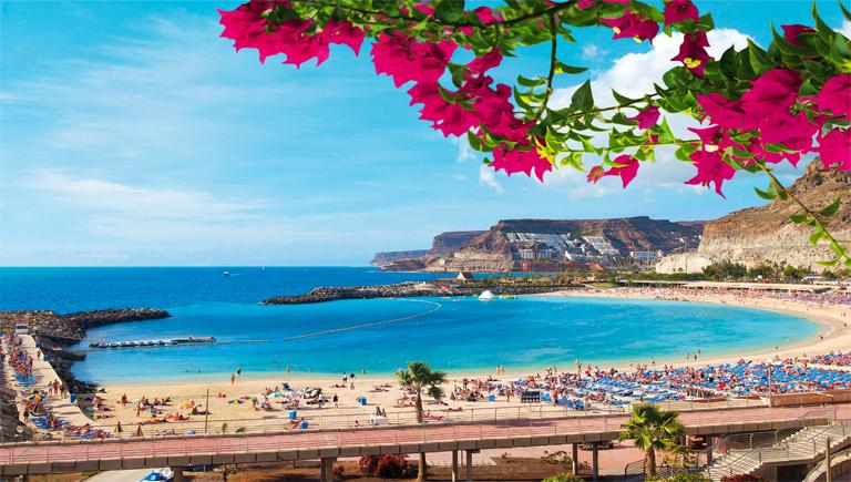 Hurtigguide til solen - Gran Canaria