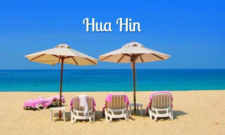 Hua Hin og Cha Am - Thailands klassiske badebyer