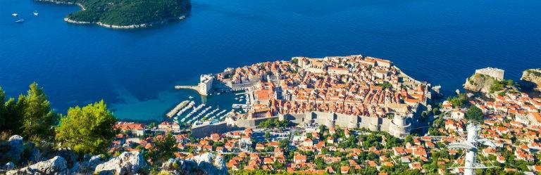 Billigaste resorna till Dubrovnik från hela Sverige