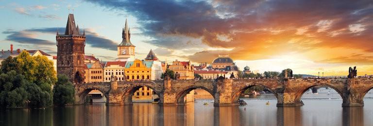 Praha - Europas vakreste by